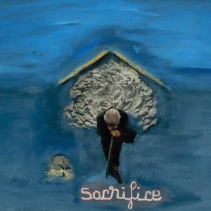 Sacrifice, 2001, médias mixtes sur papier, 18'' x 24''